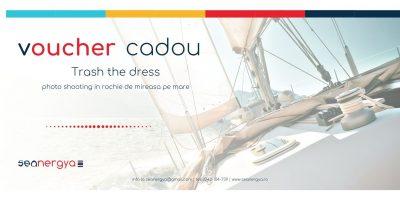 voucher cadou trash the dress